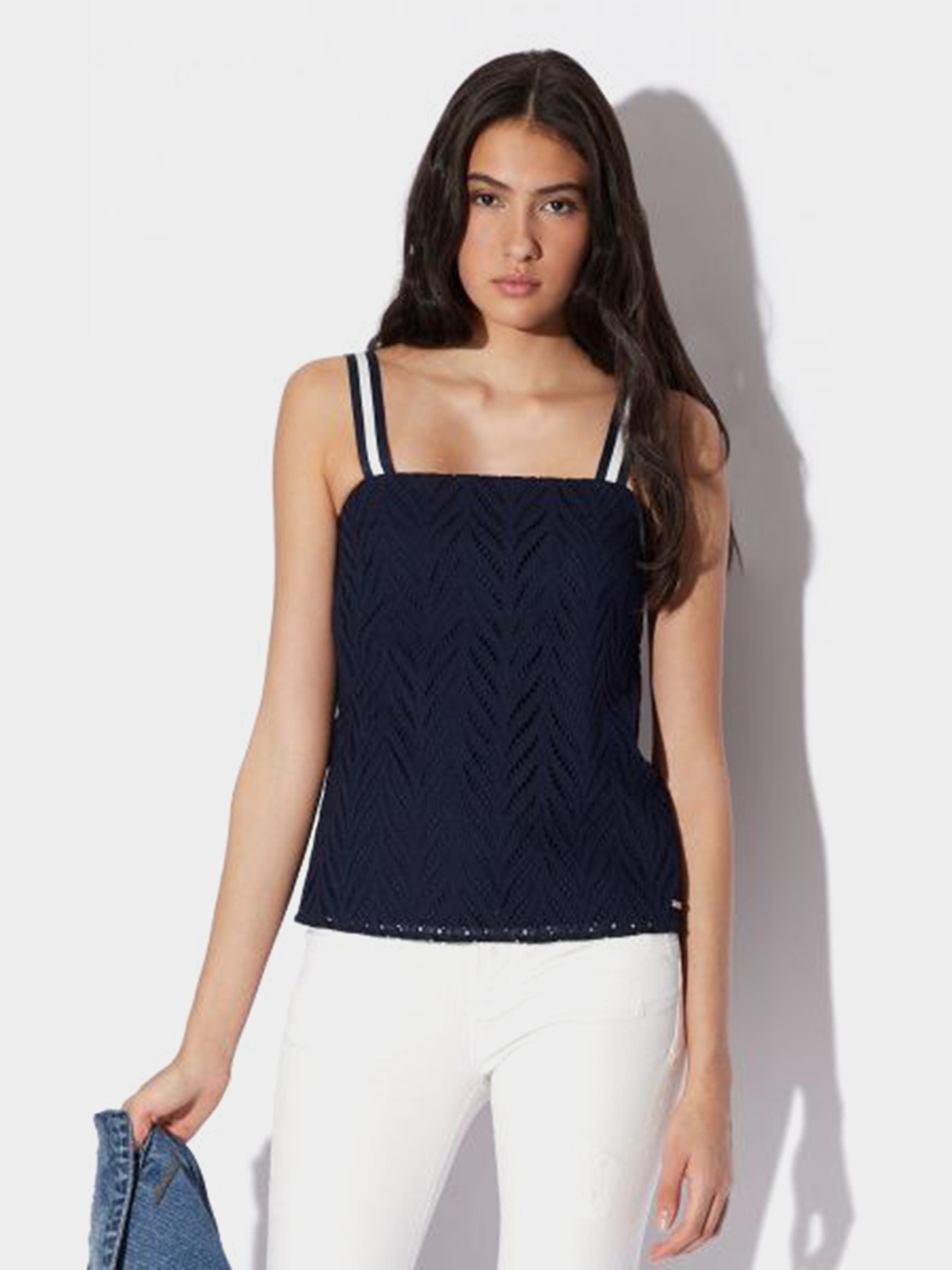 Блуза женские Armani Exchange модель QZ1854 отзывы, 2017