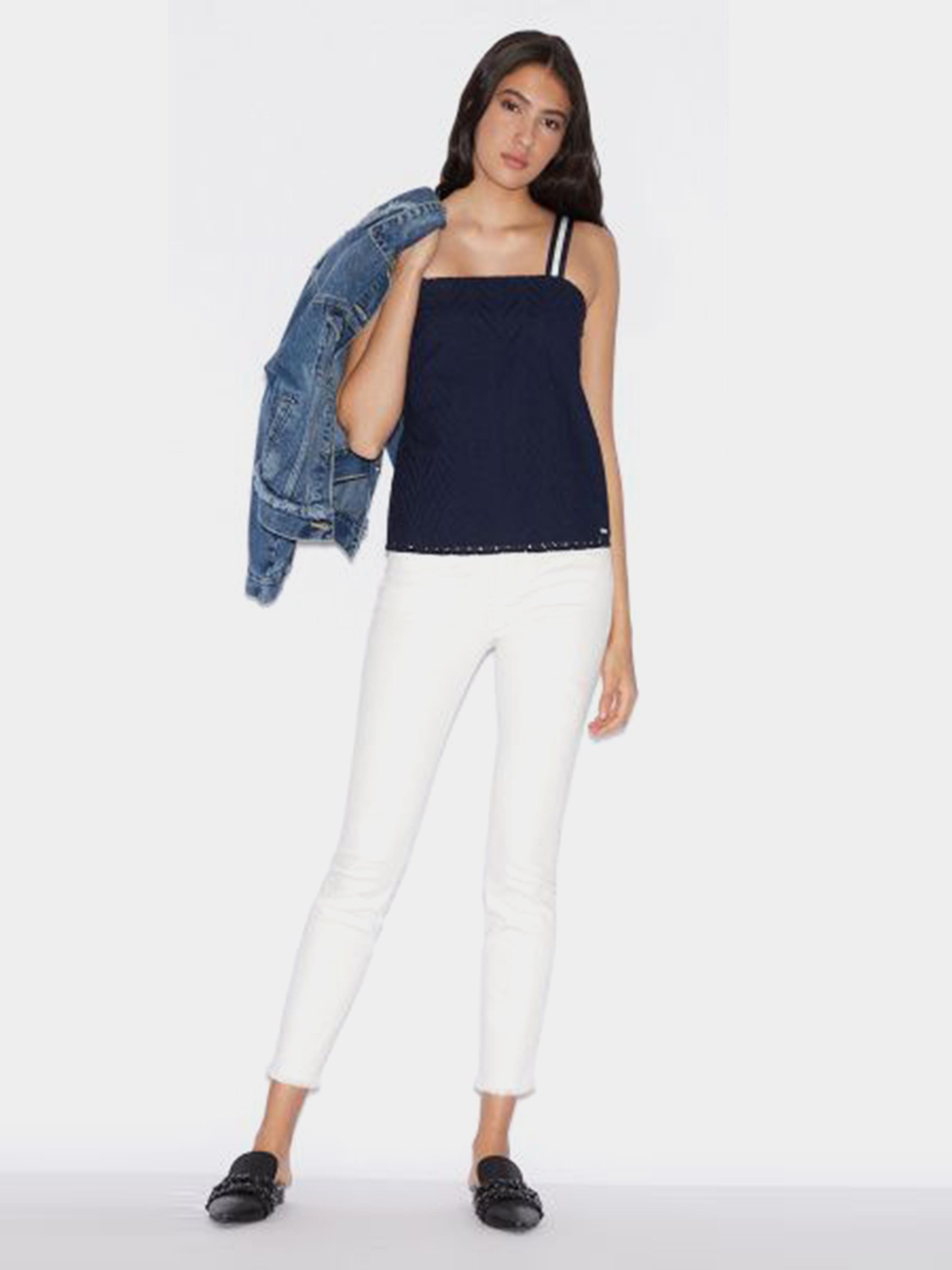 Блуза женские Armani Exchange модель QZ1854 приобрести, 2017