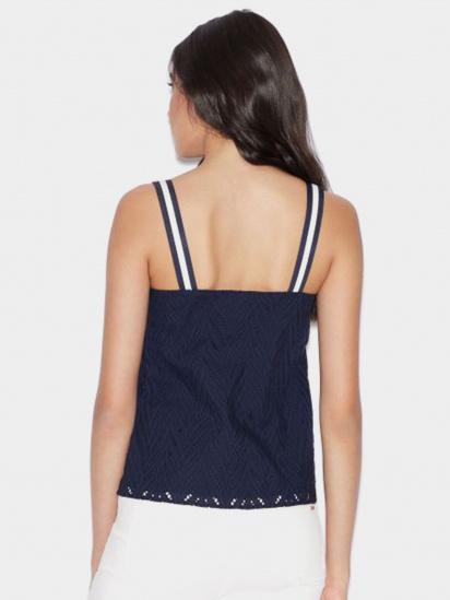 Блуза з коротким рукавом Armani Exchange модель 3GYH62-YNS7Z-1567 — фото 3 - INTERTOP