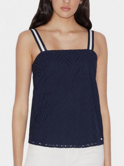 Блуза з коротким рукавом Armani Exchange модель 3GYH62-YNS7Z-1567 — фото - INTERTOP