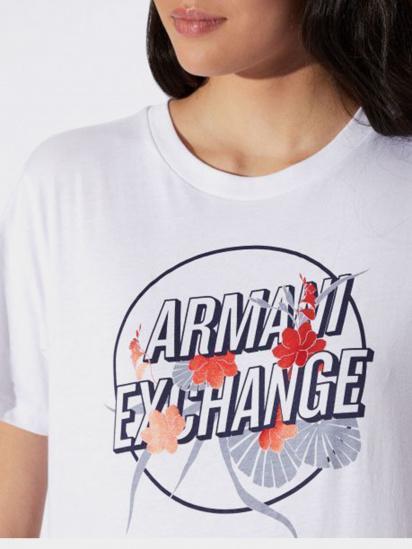 Футболка Armani Exchange модель 3GYTBC-YJ73Z-1000 — фото 4 - INTERTOP