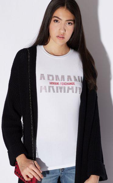 Футболка женские Armani Exchange модель QZ1868 , 2017