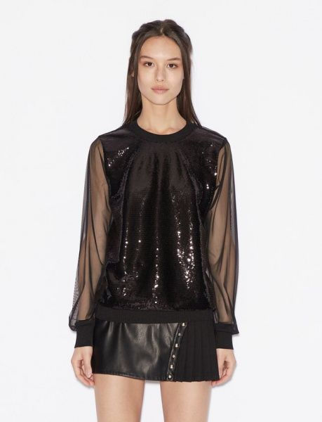 Блуза женские Armani Exchange модель QZ1978 отзывы, 2017