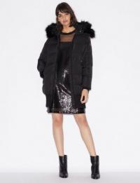 Пальто женские Armani Exchange модель QZ1989 приобрести, 2017
