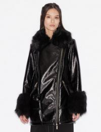 Пальто женские Armani Exchange модель QZ1991 отзывы, 2017