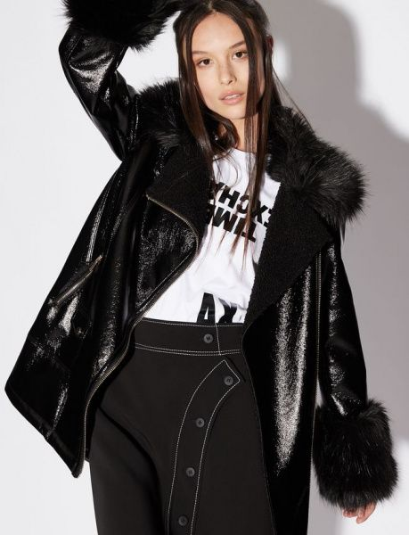 Пальто женские Armani Exchange модель QZ1991 , 2017