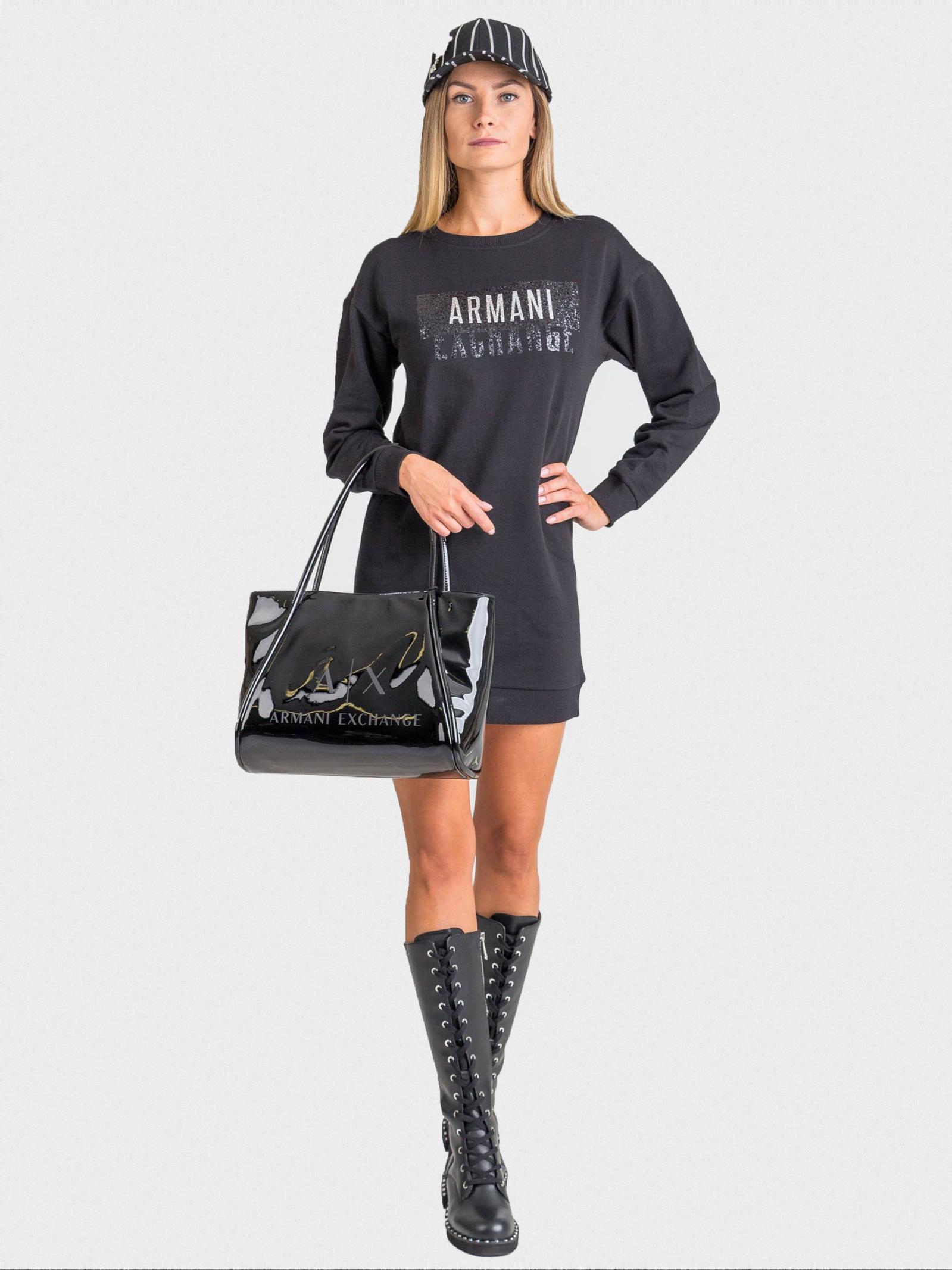 Платье женские Armani Exchange модель QZ2044 , 2017