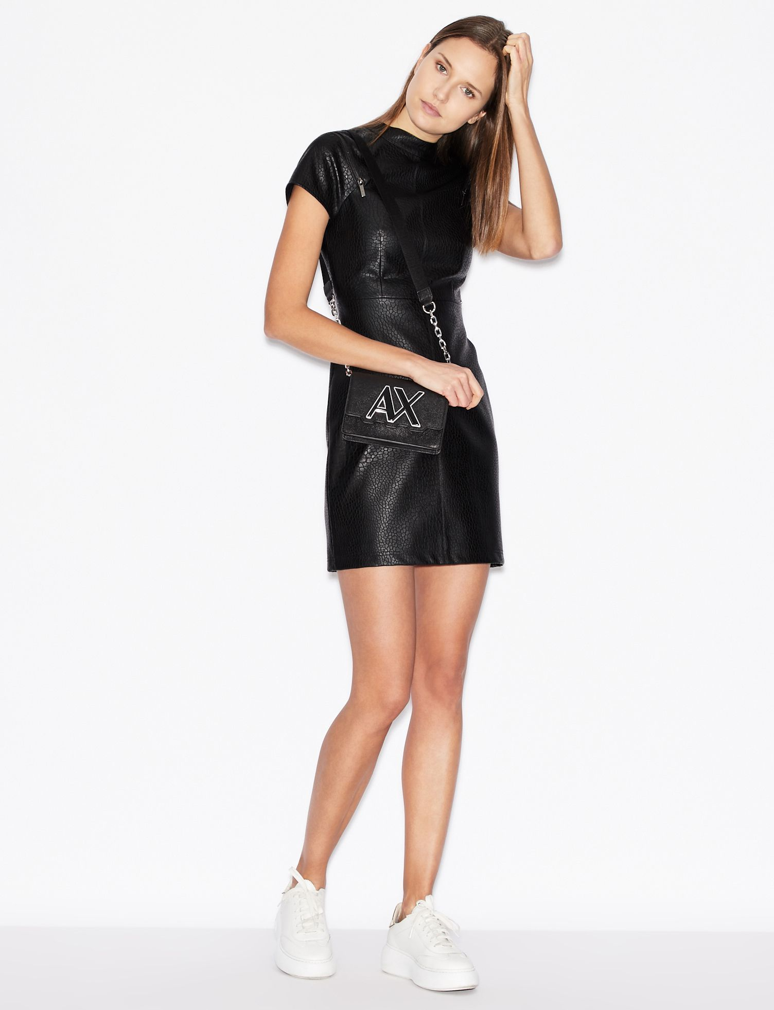 Платье женские Armani Exchange модель QZ2071 , 2017