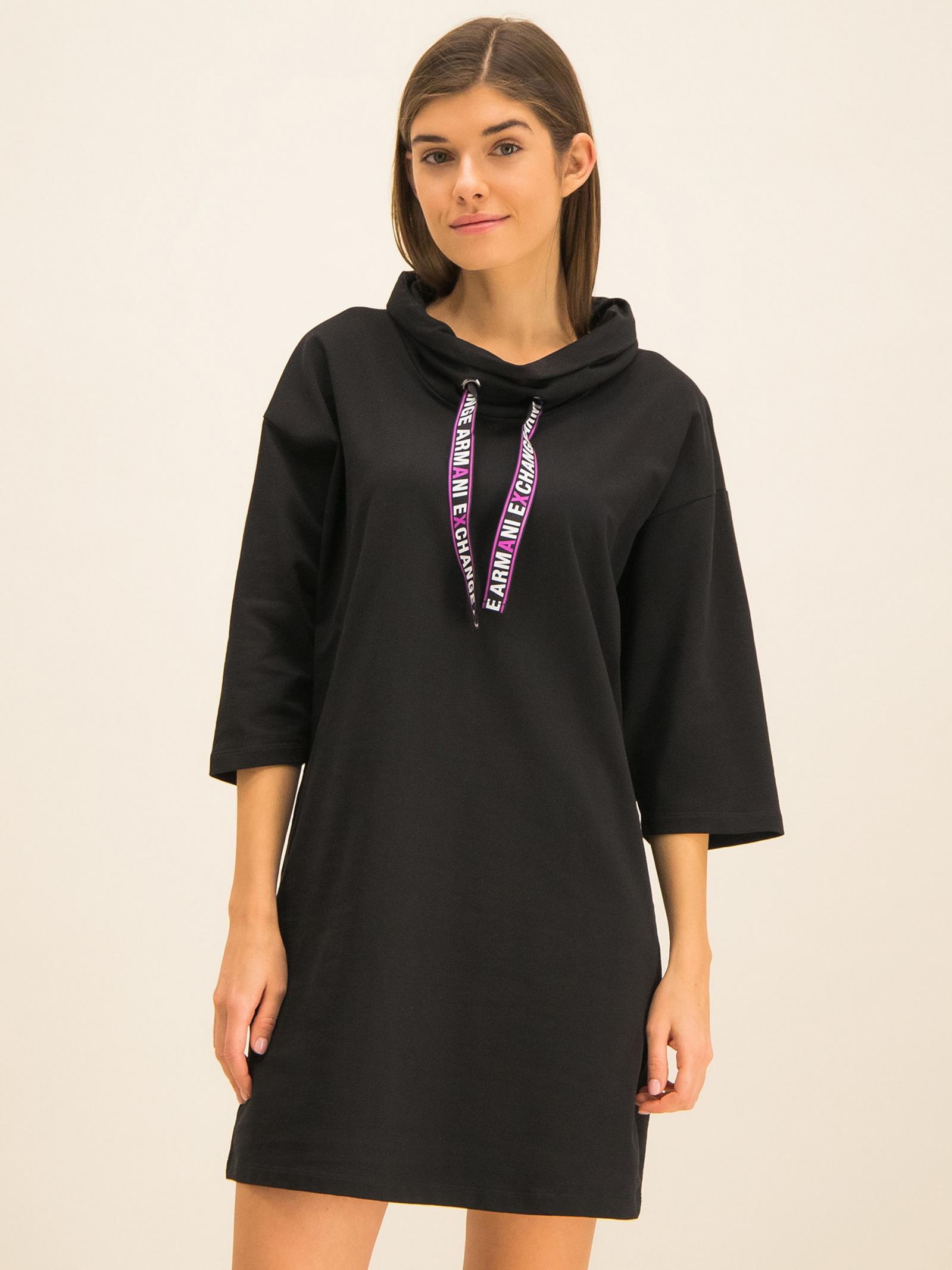 Сукня жіноча Armani Exchange модель 3HYA87-YJ76Z-1200 - фото