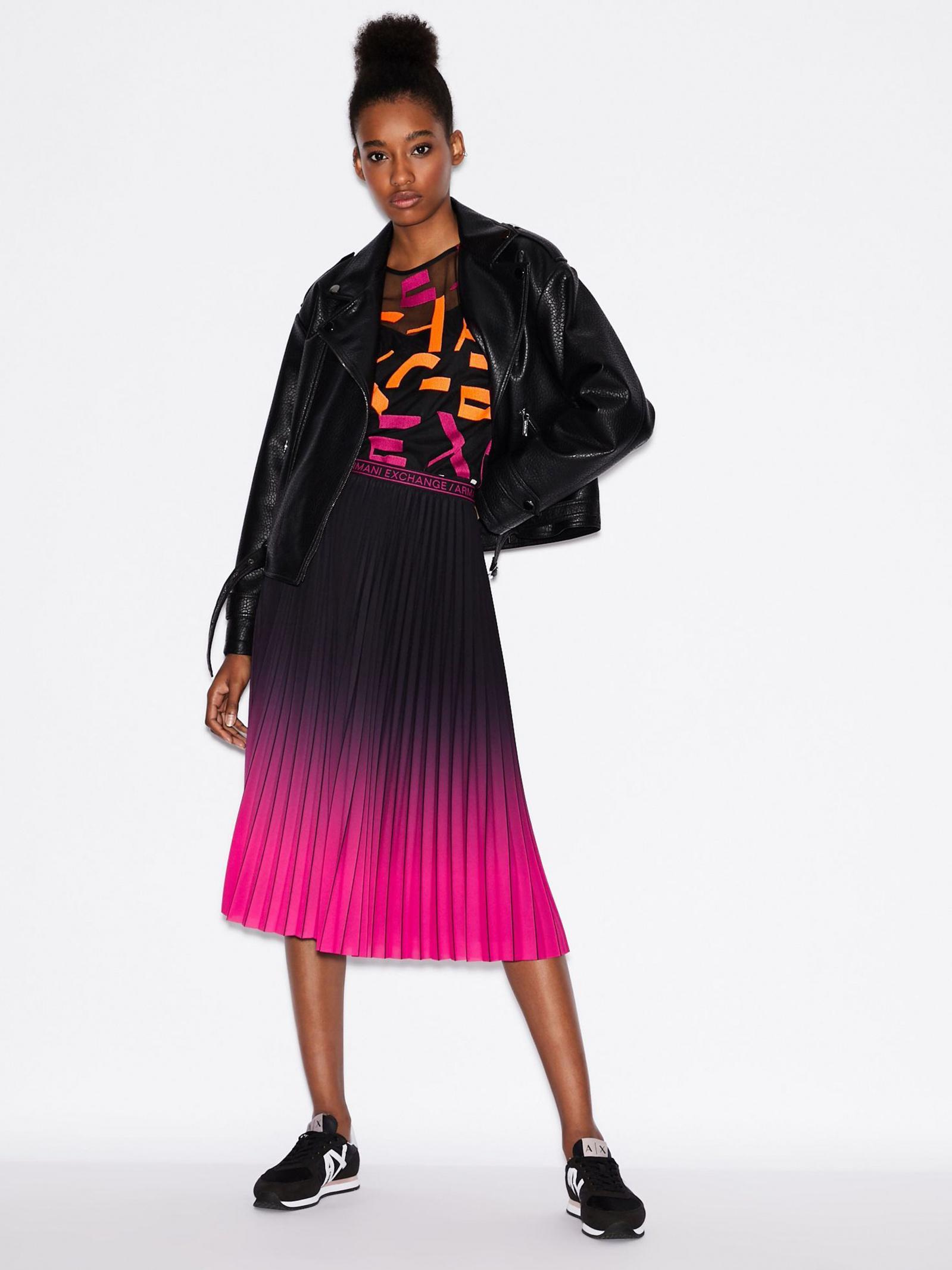 Блуза женские Armani Exchange модель QZ2078 цена, 2017