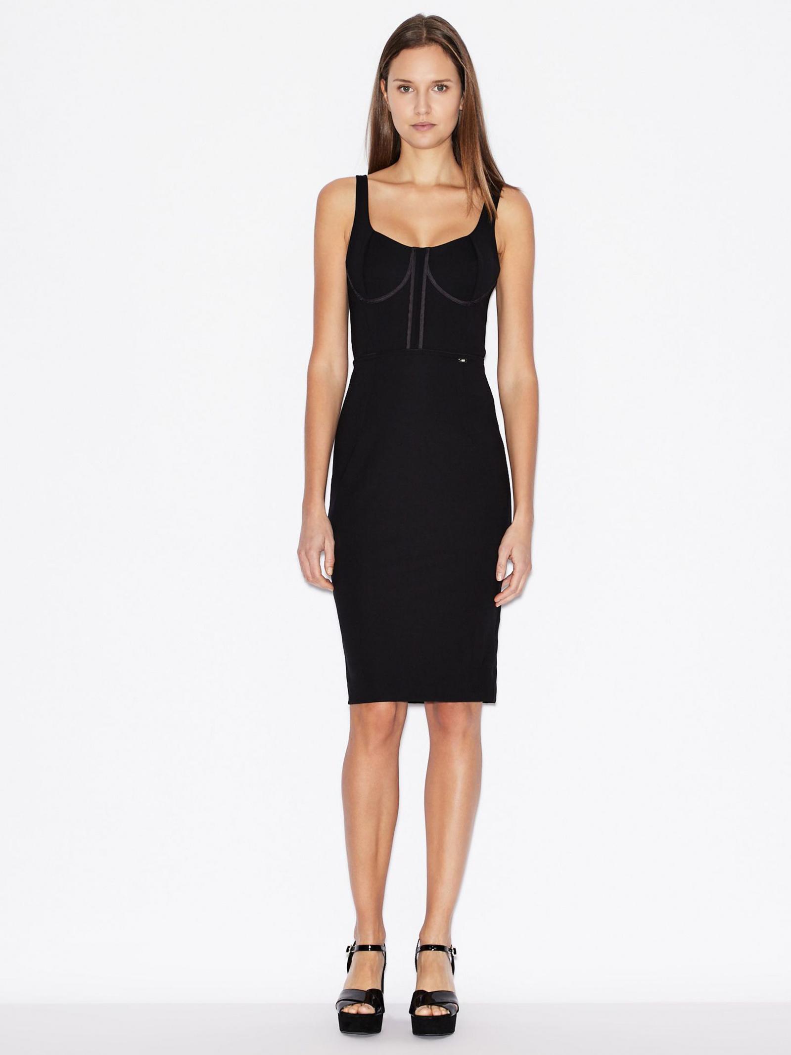 Платье женские Armani Exchange модель QZ2098 отзывы, 2017