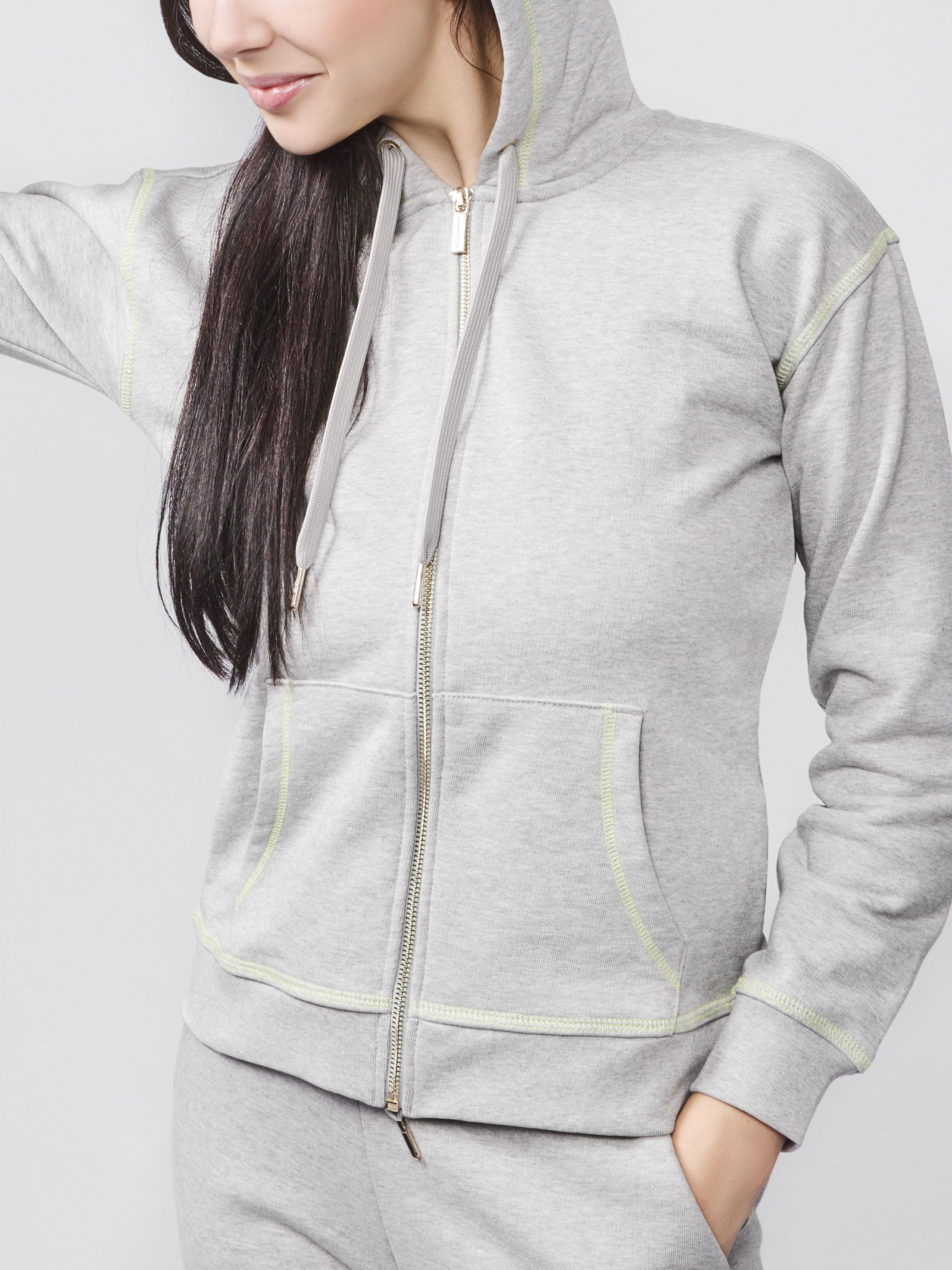Кофты и свитера женские Armani Exchange модель QZ2106 купить, 2017