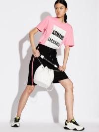 Футболка жіноча Armani Exchange модель 3HYTAM-YJ73Z-1475 - фото