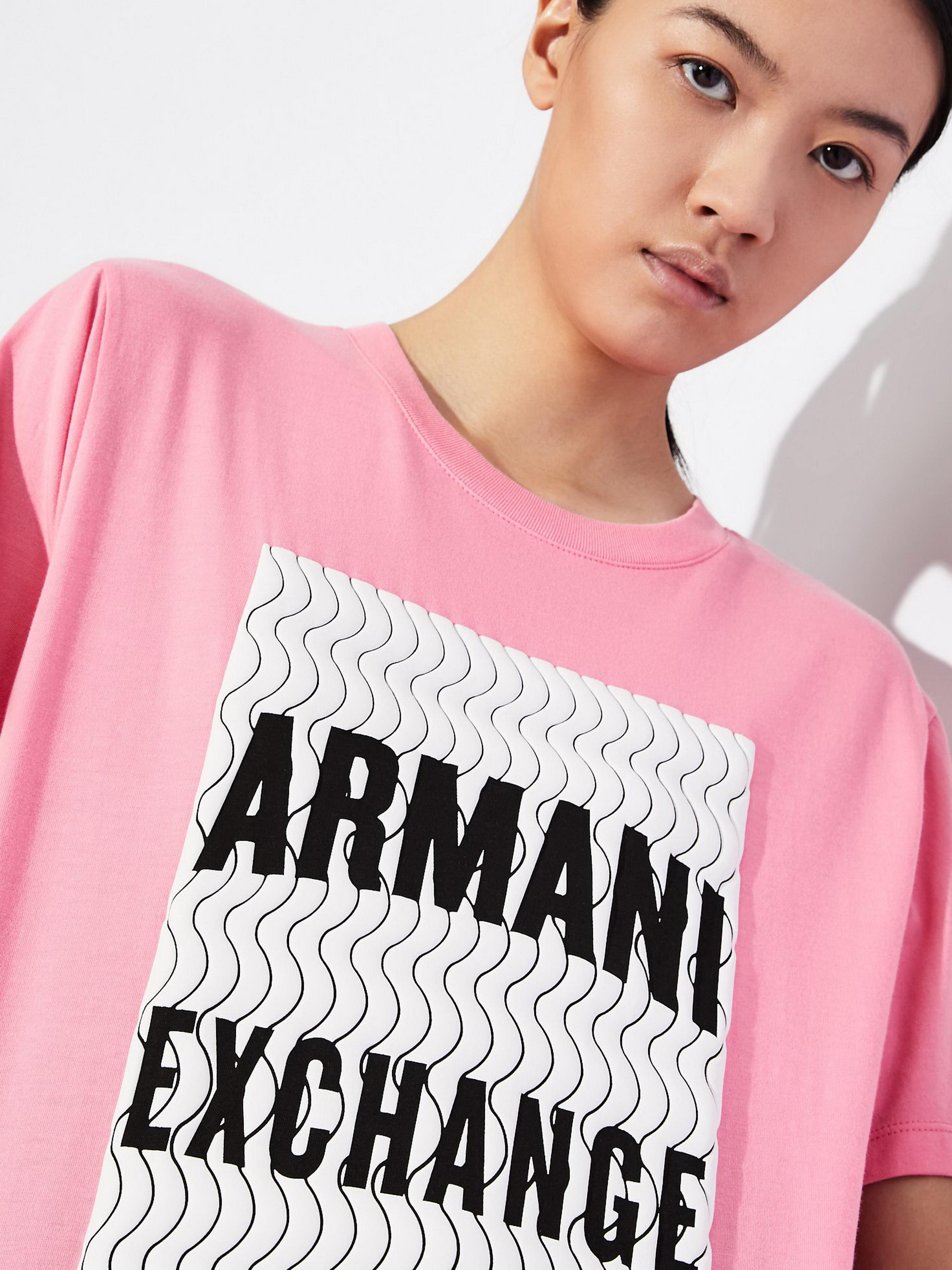 Armani Exchange Футболка жіночі модель 3HYTAM-YJ73Z-1475 купити, 2017