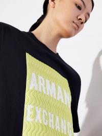 Футболка жіноча Armani Exchange модель 3HYTAM-YJ73Z-1593 - фото