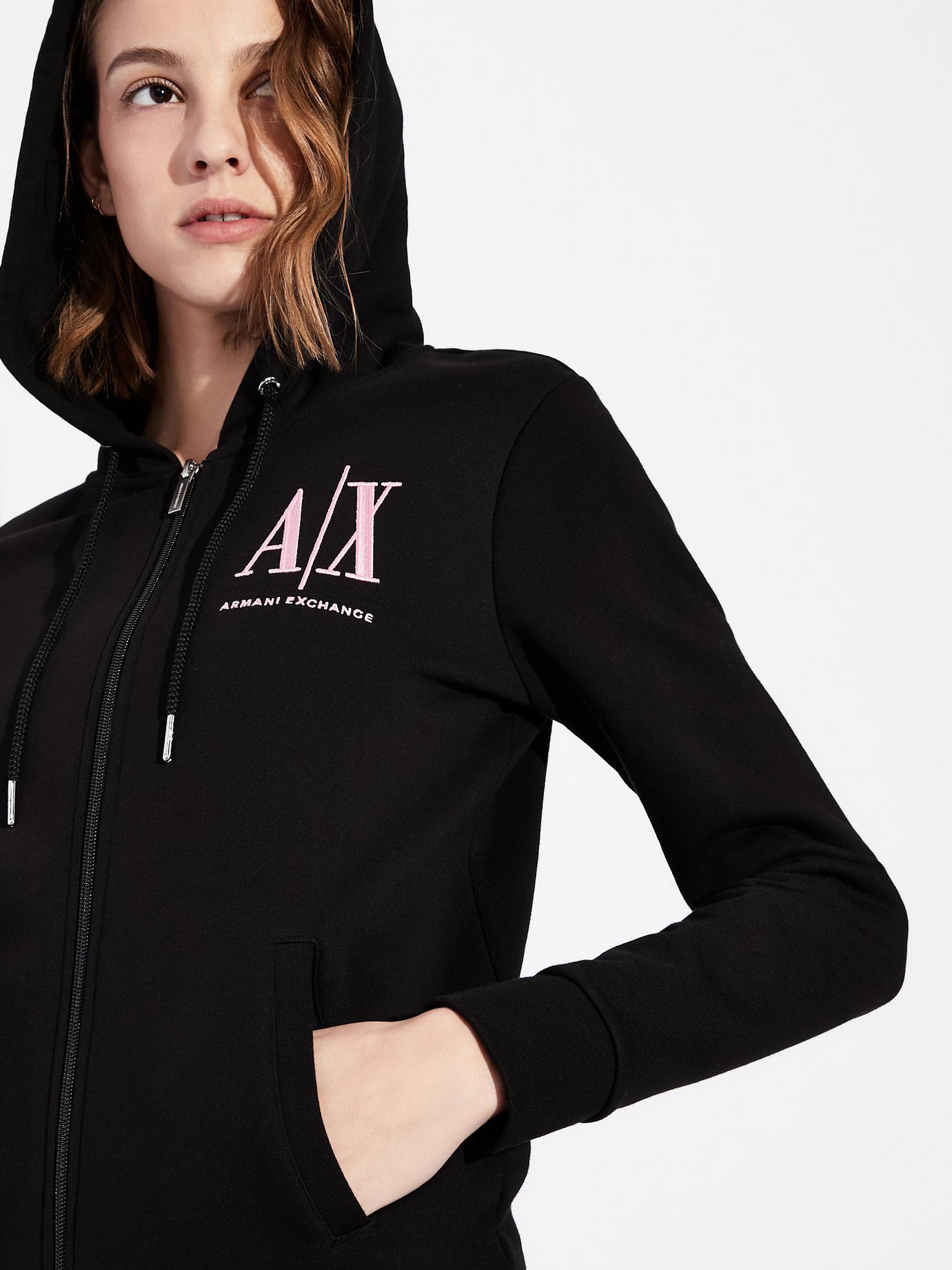 Кофты и свитера женские Armani Exchange модель 8NYM22-YJ68Z-6265 , 2017