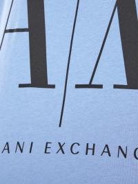 Футболка жіноча Armani Exchange модель 8NYTCX-YJG3Z-1516 - фото