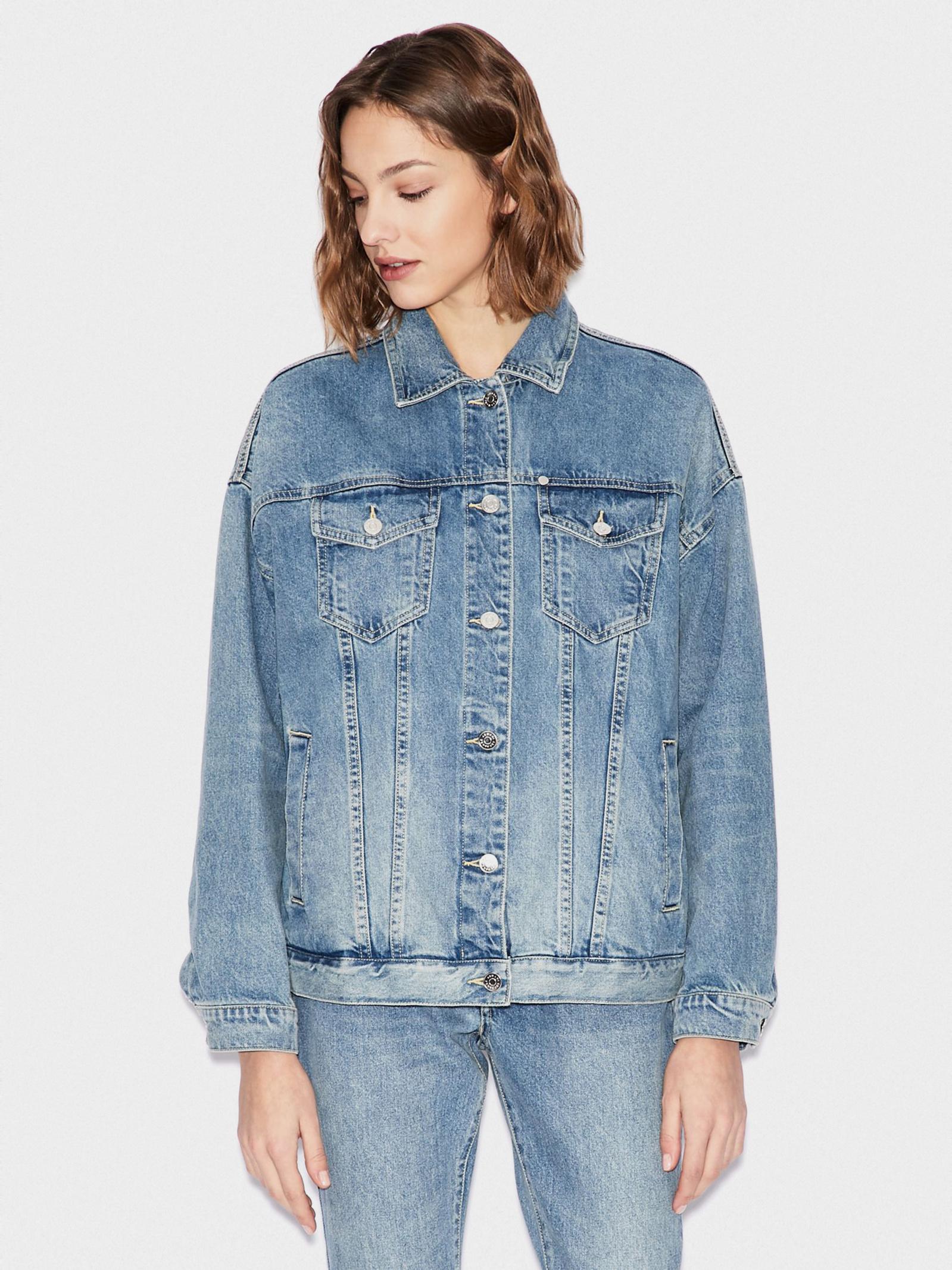 Куртка женские Armani Exchange модель QZ2183 отзывы, 2017