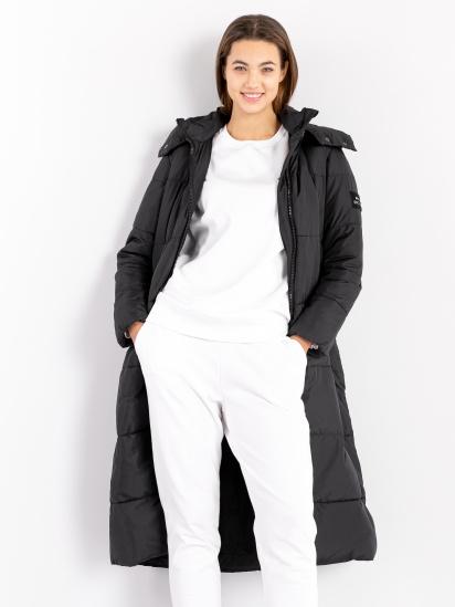 Пальто з утеплювачем Armani Exchange модель 6HYL32-YNMAZ-1200 — фото 4 - INTERTOP