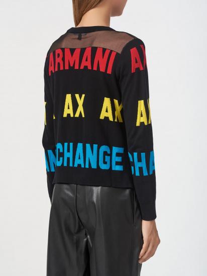 Пуловер Armani Exchange модель 6HYM1F-YMD4Z-1200 — фото 2 - INTERTOP