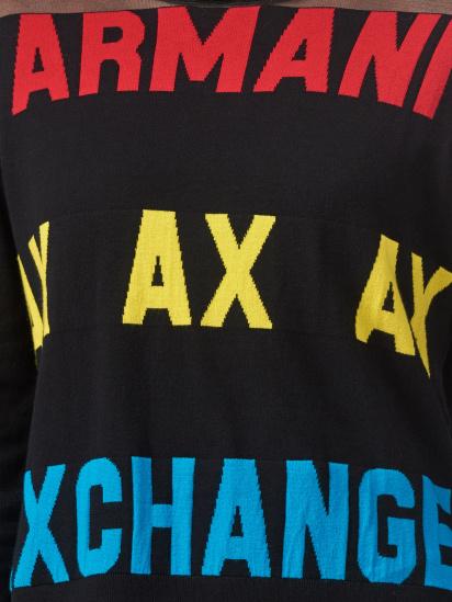 Пуловер Armani Exchange модель 6HYM1F-YMD4Z-1200 — фото 4 - INTERTOP