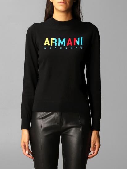 Пуловер Armani Exchange модель 6HYM1G-YMD4Z-1200 — фото - INTERTOP
