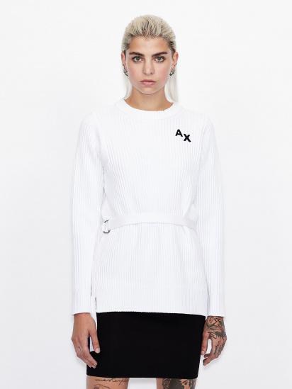 Пуловер Armani Exchange модель 6HYM1X-YME2Z-1100 — фото - INTERTOP