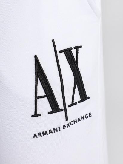 Спортивні штани Armani Exchange модель 8NYPCX-YJ68Z-1000 — фото 4 - INTERTOP