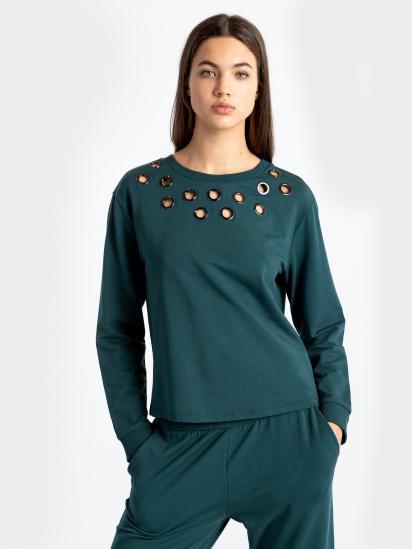 Пуловер Armani Exchange модель 3KYM05-YJ1NZ-1813 — фото - INTERTOP