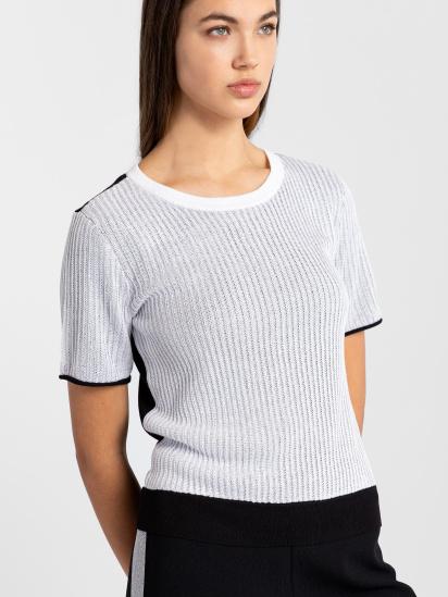Пуловер Armani Exchange модель 3KYM1M-YMN7Z-8229 — фото 4 - INTERTOP