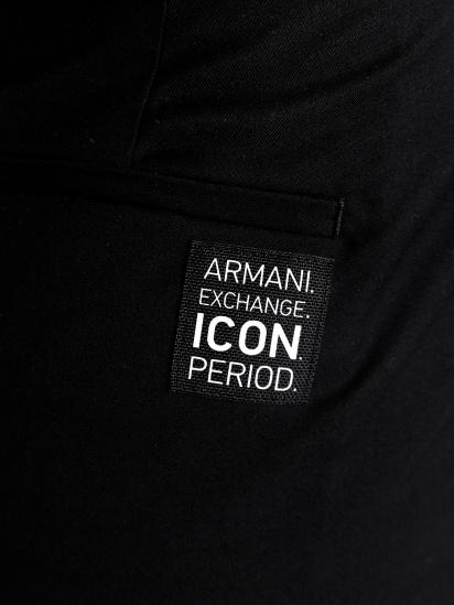 Брюки повсякденні Armani Exchange модель 8NYP55-YNHXZ-1200 — фото 5 - INTERTOP