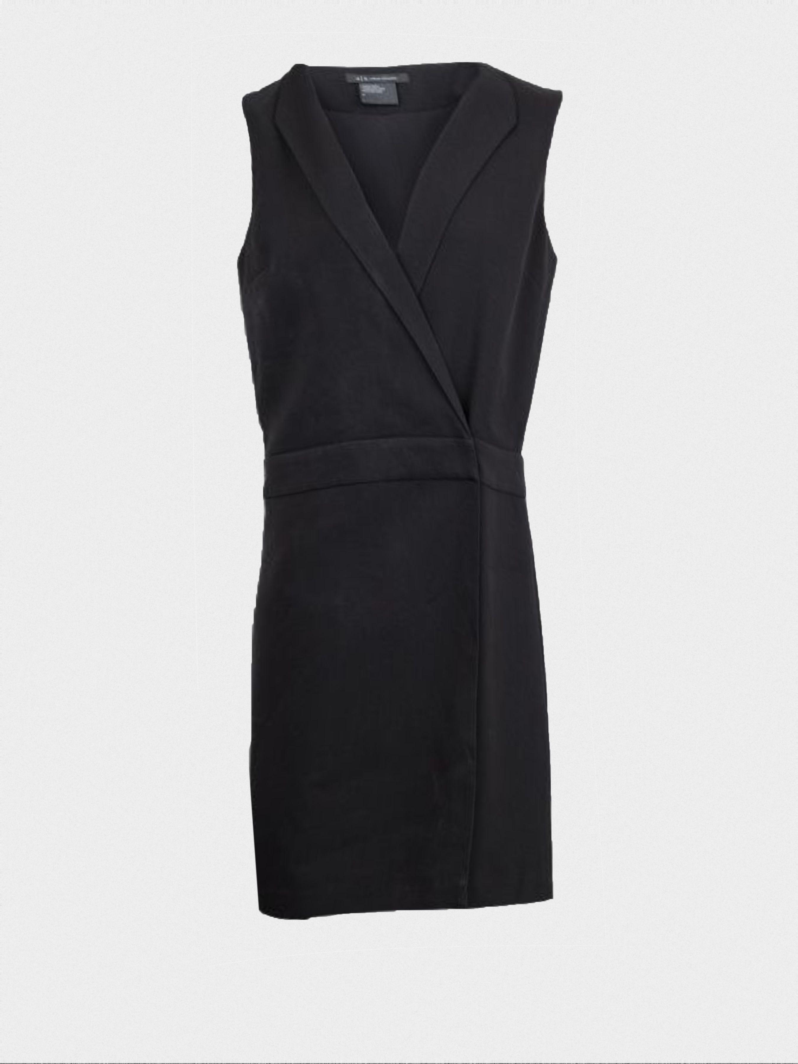 Платье женские Armani Exchange модель QZ27 качество, 2017