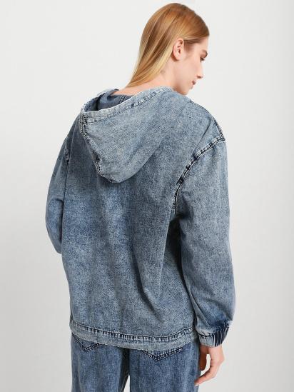 Джинсова куртка Armani Exchange модель 6KYH35-Y1EDZ-1500 — фото 2 - INTERTOP