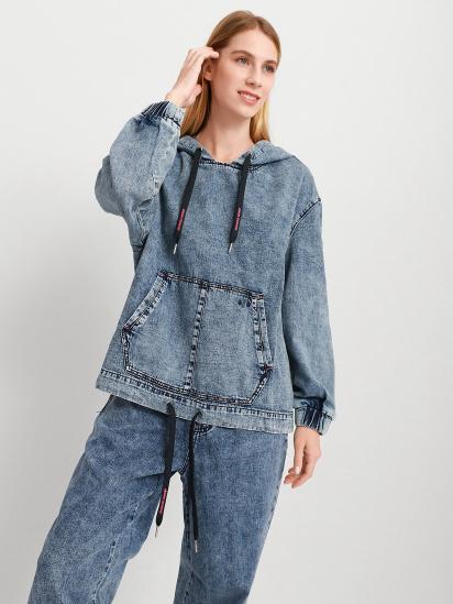 Джинсова куртка Armani Exchange модель 6KYH35-Y1EDZ-1500 — фото - INTERTOP