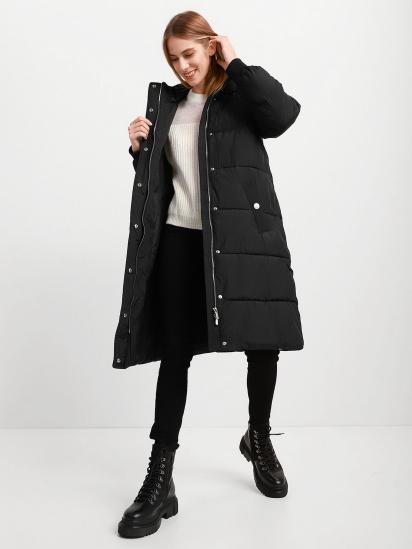 Пальто з утеплювачем Armani Exchange модель 6KYK23-YNZ9Z-1200 — фото 3 - INTERTOP