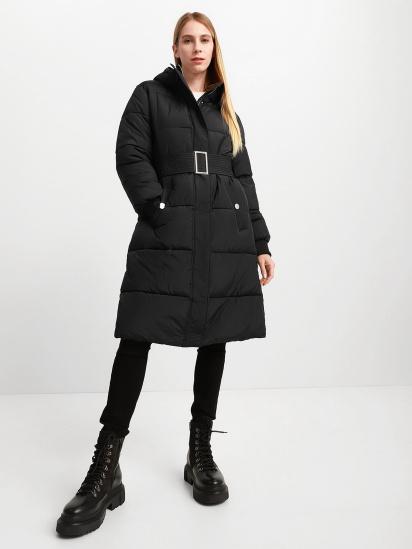 Пальто з утеплювачем Armani Exchange модель 6KYK23-YNZ9Z-1200 — фото - INTERTOP
