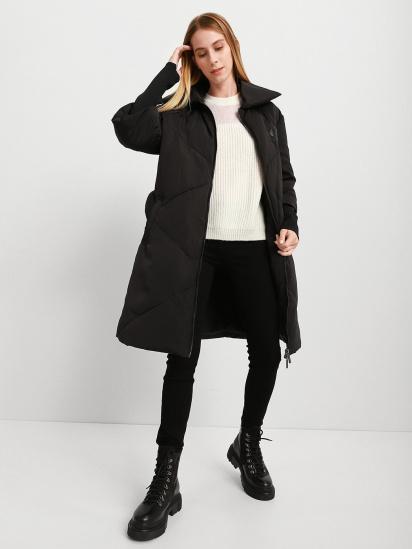Пальто з утеплювачем Armani Exchange модель 6KYK42-YN9AZ-1200 — фото 3 - INTERTOP