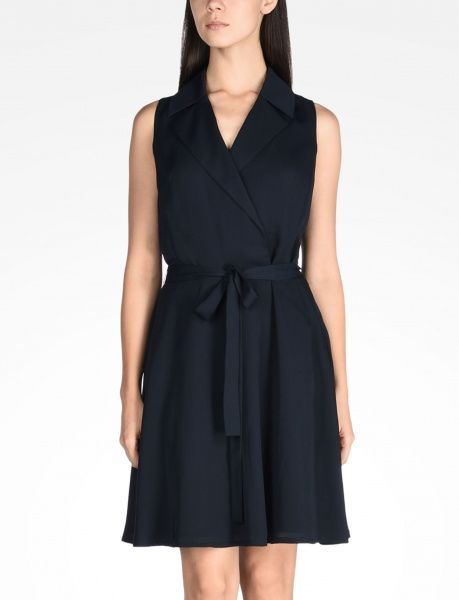 Платье для женщин Armani Exchange QZ415 примерка, 2017