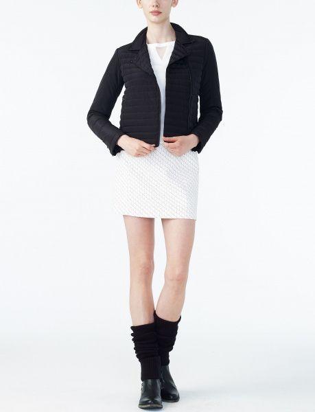 Куртка пуховая женские Armani Exchange модель QZ42 качество, 2017
