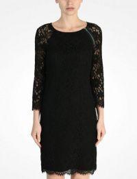 Платье женские Armani Exchange модель QZ436 , 2017