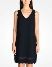 Платье женские Armani Exchange модель QZ439 , 2017