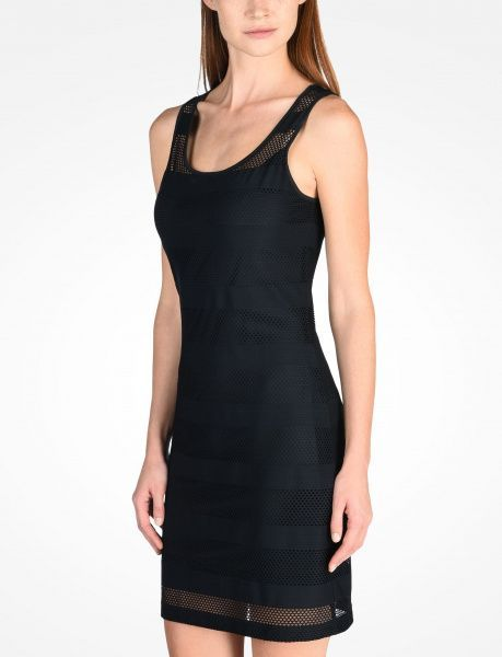 Платье для женщин Armani Exchange QZ465 размерная сетка одежды, 2017