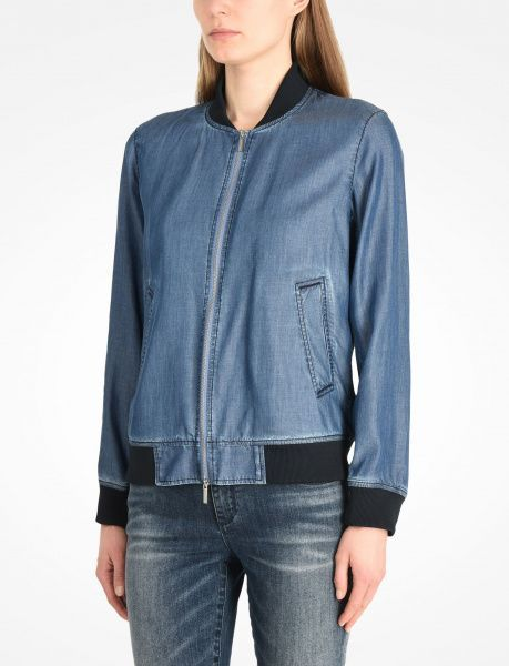 Куртка для женщин Armani Exchange QZ466 размерная сетка одежды, 2017