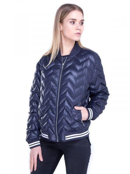 Куртка пуховая для женщин Armani Exchange QZ467 примерка, 2017