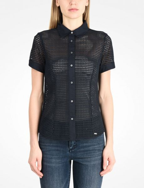 Блуза женские Armani Exchange QZ472 брендовая одежда, 2017