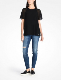 Armani Exchange Блуза жіночі модель 3YYH17-YNH9Z-1200 , 2017