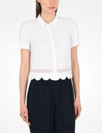 Блуза женские Armani Exchange модель 3YYH25-YNH9Z-1100 цена, 2017