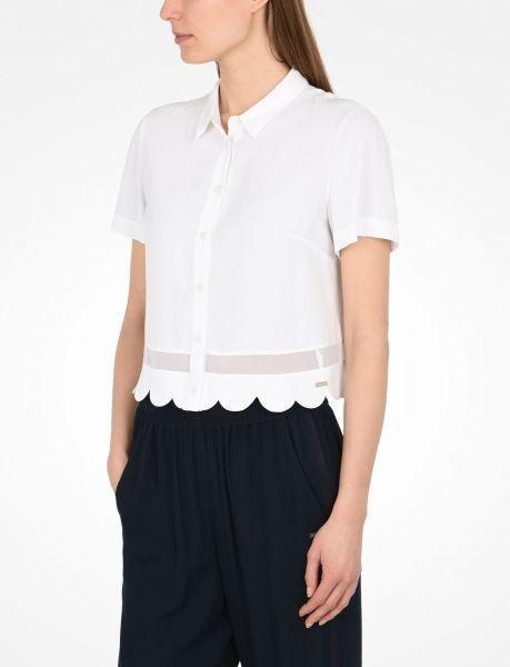 Блуза для женщин Armani Exchange QZ491 цена одежды, 2017