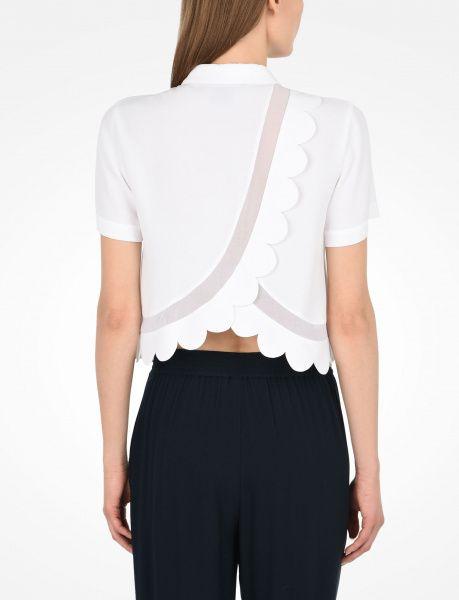 Блуза для женщин Armani Exchange QZ491 примерка, 2017