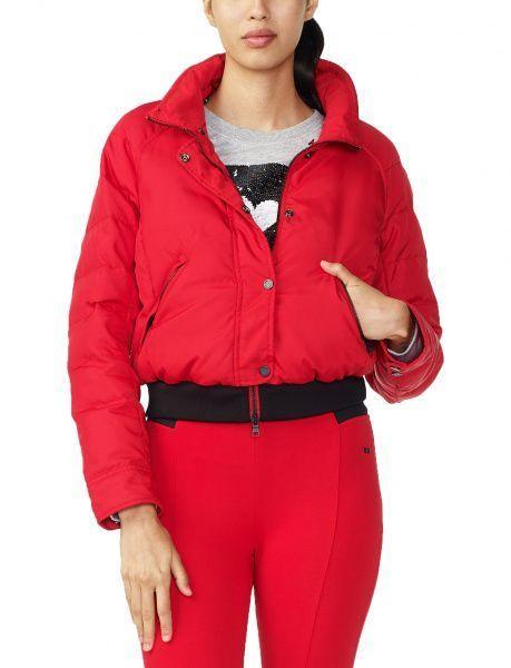 Куртка пуховая женские Armani Exchange модель QZ50 , 2017